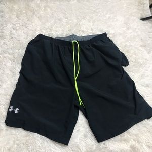 Men's under Armour workout shorts